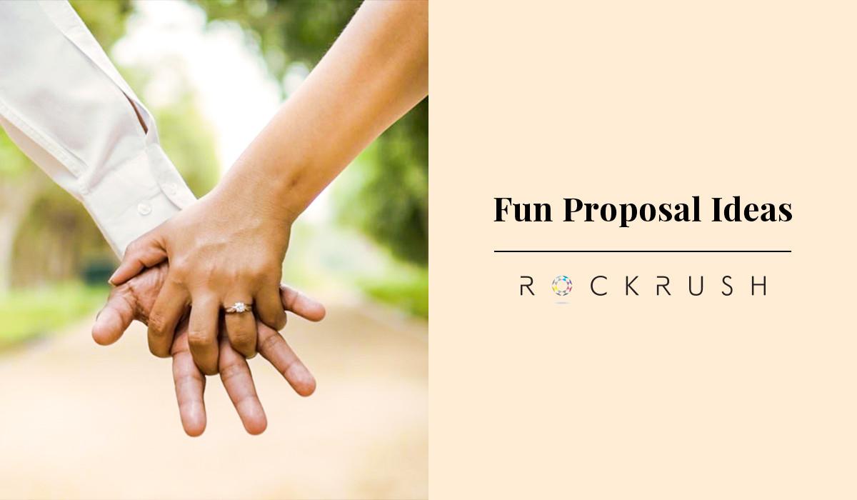 Five Fun Proposal Ideas