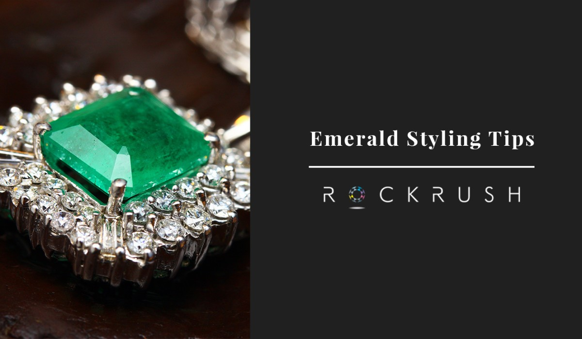 Are you styling your emerald jewelry right?